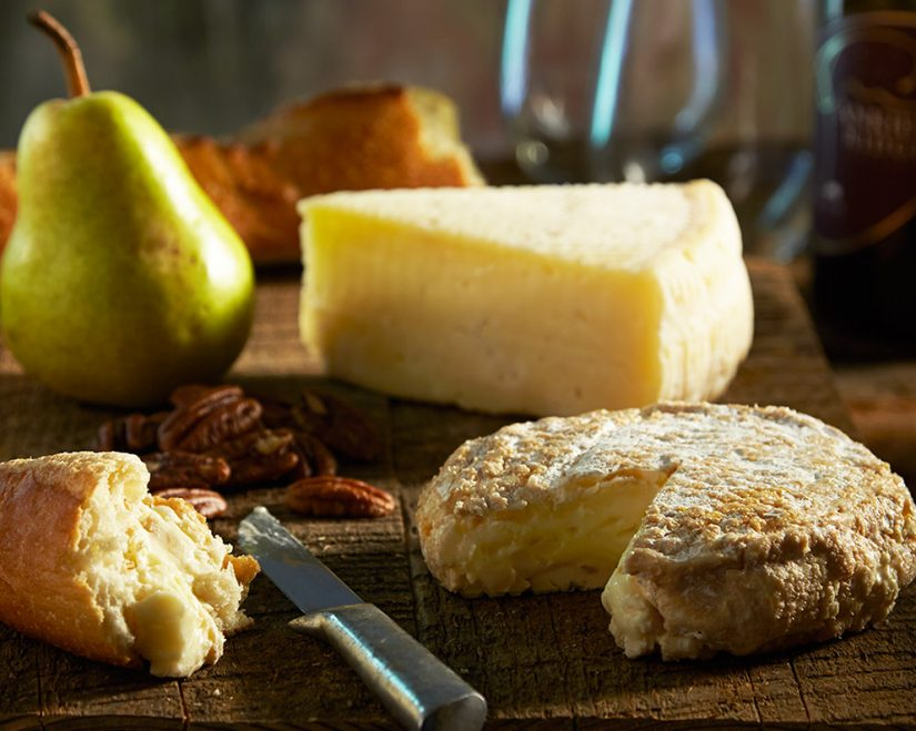 Charleston Artisan Cheesehouse product samples