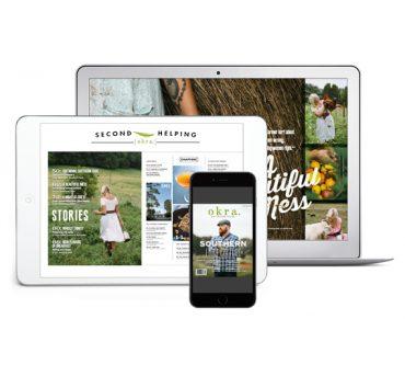 okra magazine digital subscription package